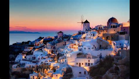 imagenes figurativas de grecia isla santorini un rom 225 ntico rinc 243 n en grecia fotos