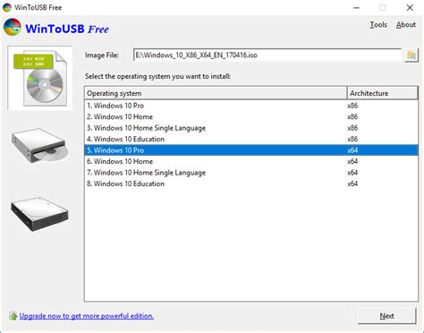 install windows 10 external hard drive how to run windows 10 from an external hard drive
