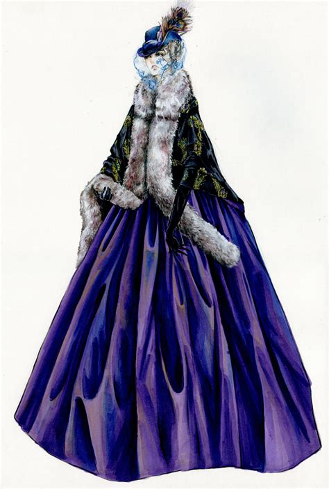 Karenina Dress 01 east of karenina costumes