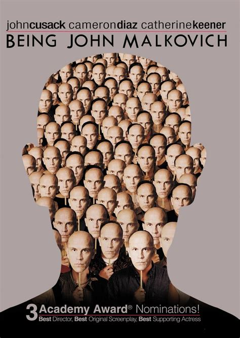 john malkovich pelicula being john malkovich favorite movies i ll watch over and