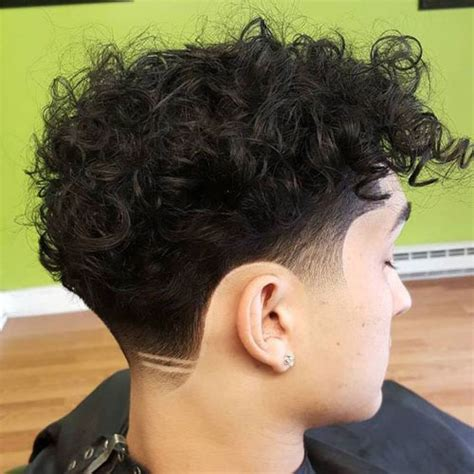 Hairstyles For Curly Hair For White by White Boy Haircuts