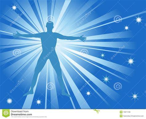 mundo do homem espiritual imagem de stock royalty free energia espiritual imagens de stock royalty free imagem