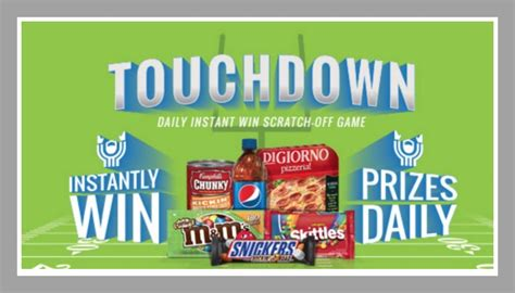 Kroger Sweepstakes - new game day greats kroger sweepstakes play everyday through 2 7