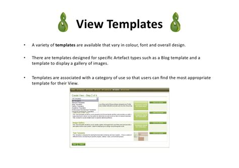 mahara an overview of the eportfolio application