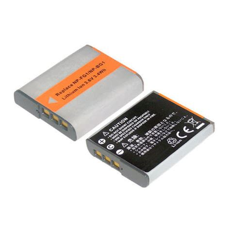 Baterai Battry Sony Np Bg1 baterai sony cyber np bg1 np fg1 oem gray