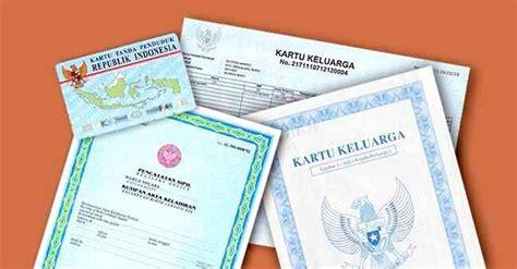 berkas untuk membuat e ktp ternyata ini yang membuat permohonan paspor kita ditolak