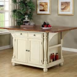country cottage style kitchen island 25 portable kitchen islands rolling amp movable designs
