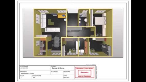 come dividere un appartamento di 100 mq ristrutturazione e arredamento di un appartamento di 120