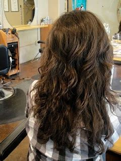 beach wave perm on shoulder length hair 176 best different hairstyles images on pinterest hair
