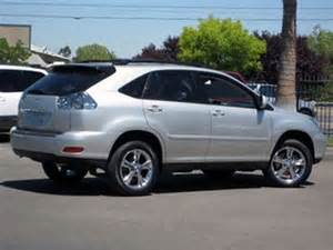 Lexus Hybrid Suv Used 2006 Used Lexus Rx 400h 4dr Hybrid Suv At Cal Auto Outlet