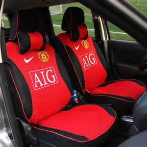Custom Car Seat Covers Manchester Buy Wholesale Manchester United Auto Custom Car Seat Cover