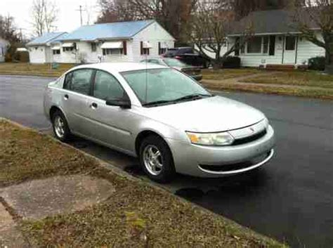 auto air conditioning repair 2003 saturn ion lane departure warning sell used 2003 saturn ion base 1 sedan 2 2l ecotec in seaford delaware united states for us