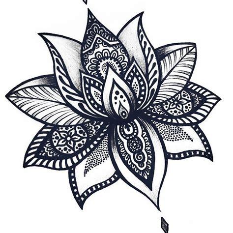 bali tattoo mandala flor de l 243 tus mandala mandalas mandalatattoo