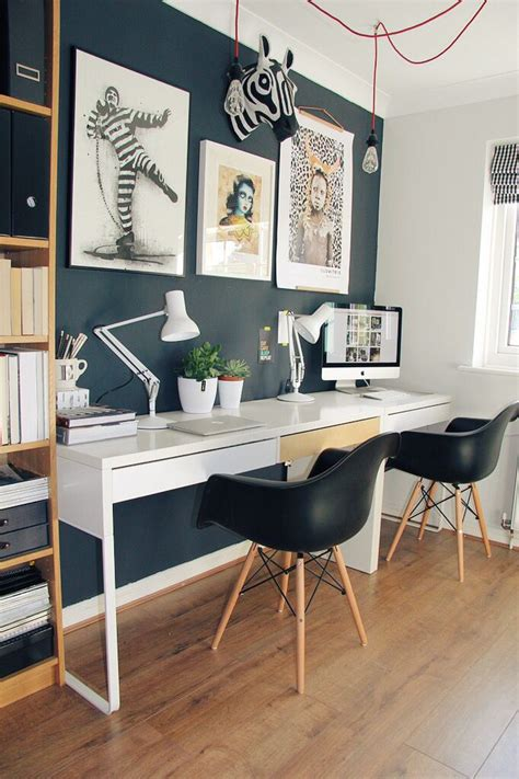 ikea home office desk ideas best 25 home office desks ideas on home