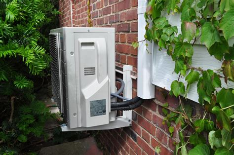 Ac Outdoor Daikin ny nj ductless air conditioning installation photo