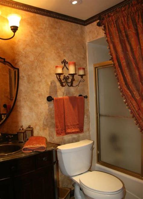 Tuscan Bathroom Design Ideas Tuscan Bathroom Design