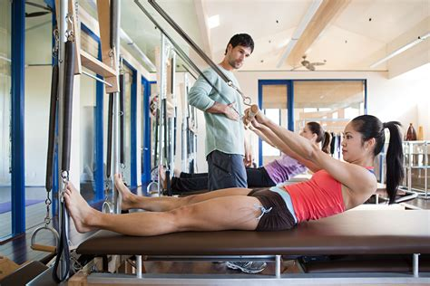 ideal schedule  pilates workouts