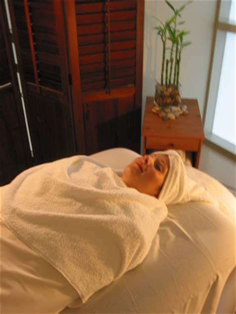 Detox Wrap Spa Treatment wraps all day spa san jose