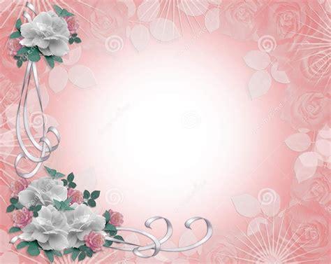 Wedding Invitation Background Jpg by Pink Wedding Invitation Backgrounds Www Pixshark
