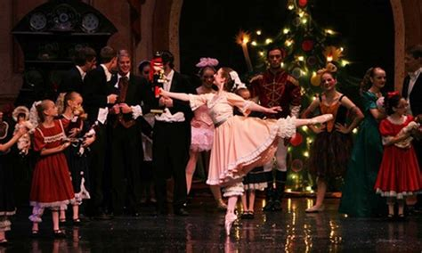 lemax nutcracker opera house the nutcracker in fort worth tx groupon