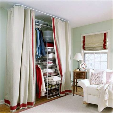 Temporary Closet by Top Organizing Tips For Closets