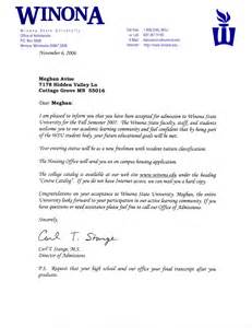 Break Acceptance Letter national society of collegiate scholars bing images