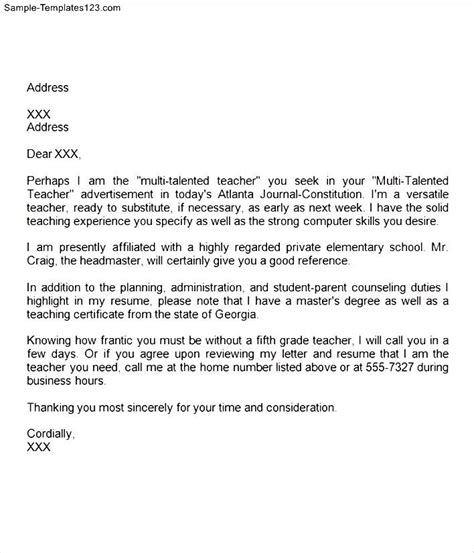 Support Letter Professor professional thank you letter for support sle