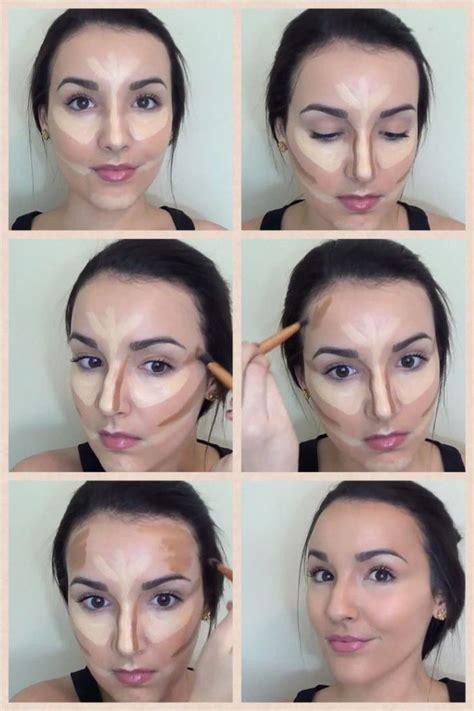 muka lonjong muka lonjong cara makeup muka lonjong mugeek vidalondon