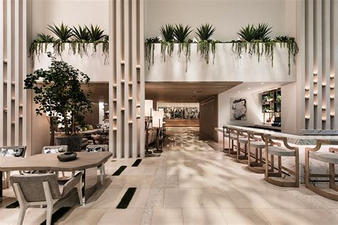 rockwell group designs an quot urban resort quot in the heart of