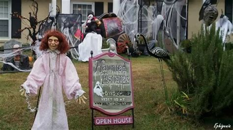 Scary Outdoor Decorations by Scary Outdoor Decorations