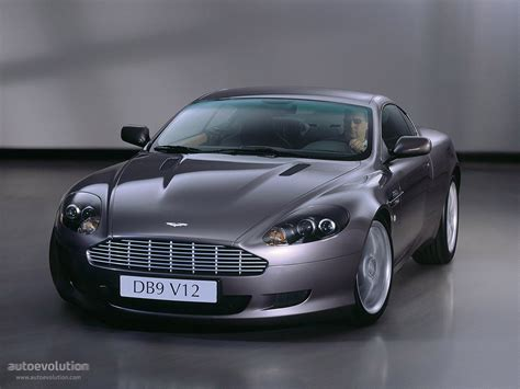 2004 Aston Martin by Aston Martin Db9 Coupe 2004 2005 2006 2007 2008