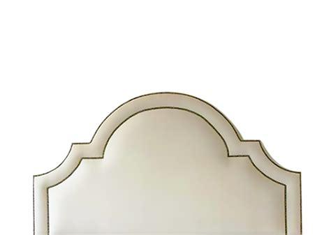bett geschwungenes kopfteil curved headboard kingston traditional upholstery