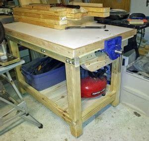 pattern notcher substitute homemade woodworking workbench homemadetools net