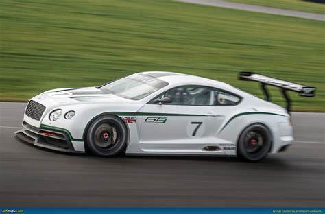 bentley gt3 ausmotive com 187 bentley seeks rally inspiration for gt3 racer