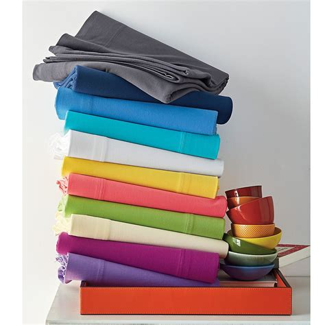 jersey knit bedding solid jersey knit sheets the company store