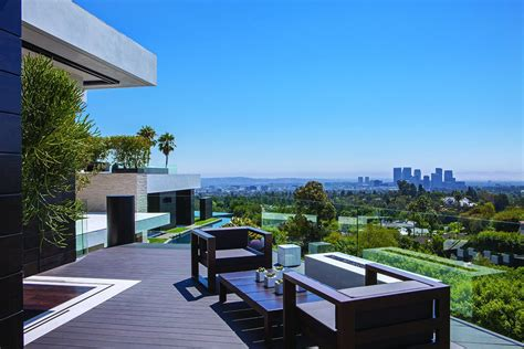 luxus terrasse world class beverly contemporary luxury home with