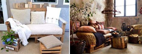 creare un divano come realizzare un divano con i pallet i consigli green