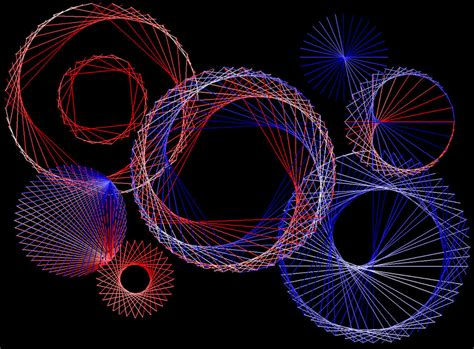 3d String Patterns - digital string by terhesati on deviantart