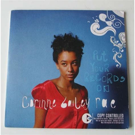 Cd Corinne Bailey put your records on another rainy day by corinne bailey cds with dom88 ref 116186955
