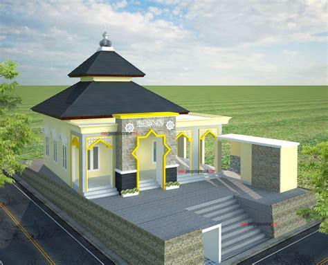 contoh desain mushola sederhana desain rumah minimalis ada mushola contoh hu