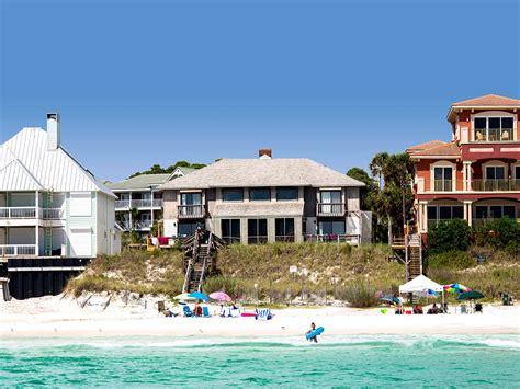 Blessings Dune Allen Beach Vacation Rentals By Ocean Santa Rosa Florida House Rentals
