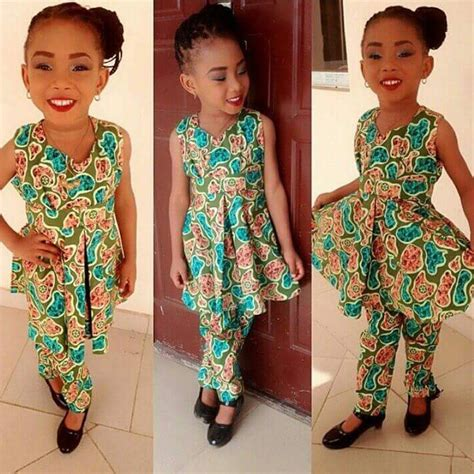 aso ebi and ankara styles for kids and children 10 beautiful ankara aso ebi styles for kids