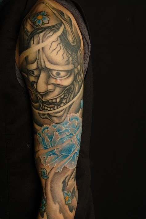 mens half sleeve tattoo tattoos for 2011 japanese sleeve tattoos the