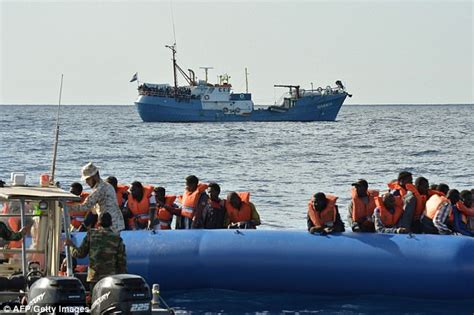 refugee migrant rescue boat italy seizes german operated migrant rescue boat daily