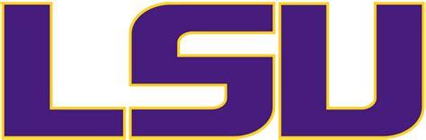 File:LSU Athletics logo.svg - Wikimedia Commons Lsu Football Logo