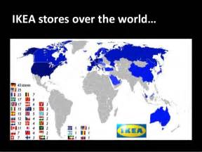 ikea locations canada map ikea supply chain mangament