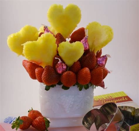 fruit flowers for valentines amazing s day presents do it yourself gifts