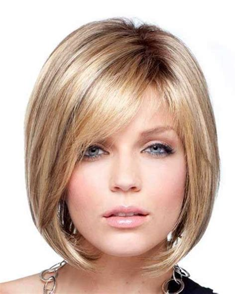 chin length shaggy hairstyles with bangs 15 unique chin length layered bob short hairstyles 2017