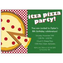 pizza invitations theruntime