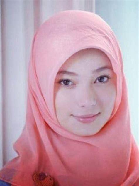 Jilbab Cantik Instagram Foto Foto Cantik Asmirandah Saat Berjilbab Bintang